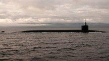 Submarine show