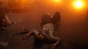 Mumbai Terror Attack photo