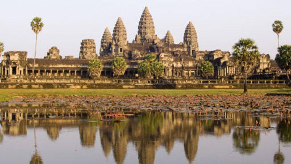 Angkor Wat Photos Ancient Megastructures National