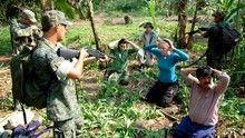 Emboscada na Colômbia programa