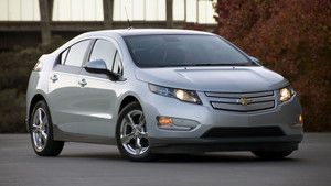 Chevy Volt photo