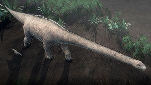 Walking Like a Dinosaur photo