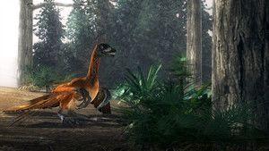 Színes dinók fotó