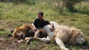 Kevin Richardson et les flins photo