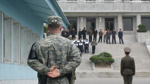 Reportage en Corée du Nord photo
