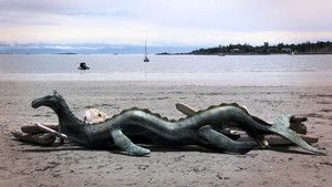 Sea Monster photo