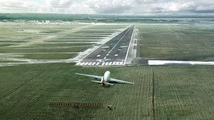 Heathrow Crash Landing photo