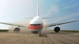 Heathrow Crash Landing photo