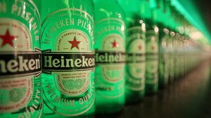 Heineken fot