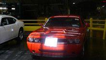 Dodge Challenger show