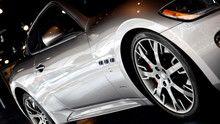 Maserati show