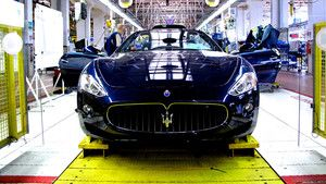 Maserati photo