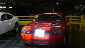 Dodge Challenger fotó