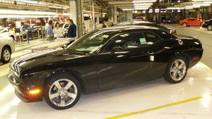 Dodge Challenger fot
