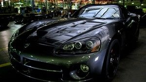 Dodge Viper fot