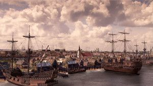 Piratenstad Foto