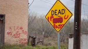 Morte no Rio Grande fotografia