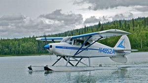 Aljašská krajina fotografie