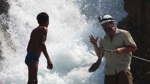 Mistério do Rio Mekong fotografia