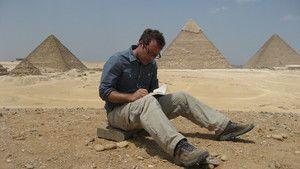 De store pyramide Billed