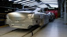 Jaguar XJ show