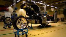 Swedish Super Car show