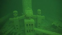 Spøkelsesskip: Oppstandelse Program
