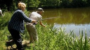 Den na rybách s NGC a Jakubem Vágnerem fotografie