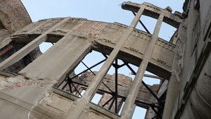 Hiroshima Depois da Bomba fotografia