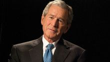George W Bush: 11 september-intervjun show
