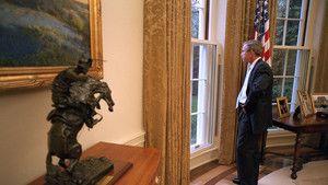 Džordž W. Buš: Intervju o 11. septembru fotografija