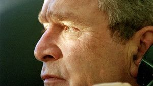 George W Bush: 11 september-intervjun foto