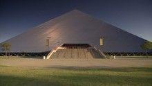 A gízai Nagy-piramis film