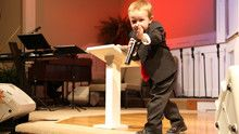 The Inside: Pint-Sized Preachers show