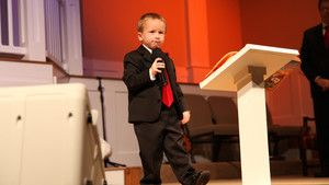 The Inside: Pint-Sized Preachers photo