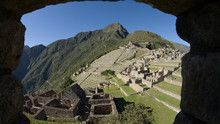 The Ancient Megastructures: Machu Picchu Gallery show