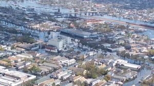 L'ouragan Katrina photo