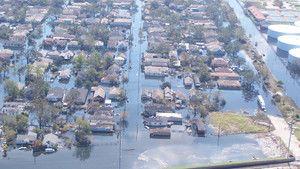 L'ouragan Katrina photo