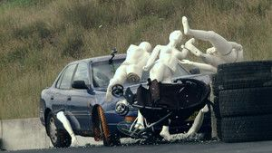Sudar automobila .