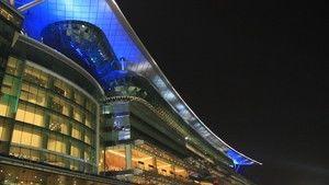 Luxus-lóversenypálya Dubajban fotó