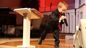 På innsiden: De små predikantene Bilde