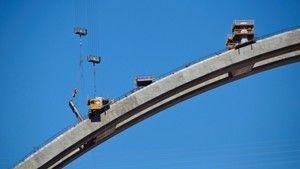 A Hoover-gát hídja fotó