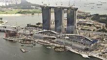 Szingapúr szédítő Las Vegas-a film