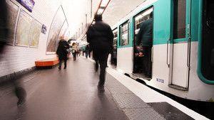 Metro fotografia