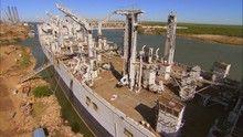 Feldarabolt óriások: Haditengerészeti tanker film