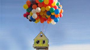 La maison volante photo
