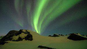 Scandinavische landschappen Foto