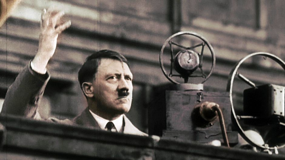an analysis of the work and biography of adolf hitler a german dictator Study of the leadership of adolf hitler  this is not an example of the work written by our professional essay  hitler volunteered to join the german army.