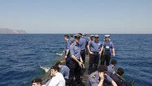 HMS Turbulent show