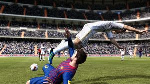 Les joueurs de Fifa 12 photo